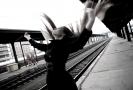 Woman on the railway station ..._6